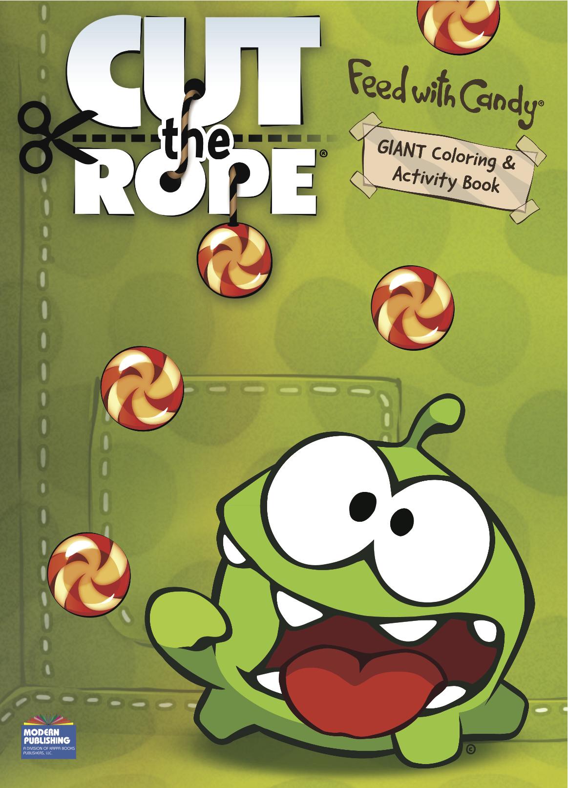 Cut the Rope | Studio Licensing Inc